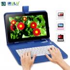"""Irulu X1 9 """" планшет пк четырехъядерный процессор андроид 4.4 планшет 8 ГБ WIFI CAM внешний 3 г скачать Google играть APP с русской клавиатурой"""