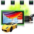 "7 ""Tablet PC Android 4.4 Google A33 Четырехъядерный процессор 1 Г-16 ГБ Bluetooth Wi-Fi FlashTablet ПК Quad Core Q88 Tab Поддержки 3 Г Внешний"
