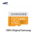 SAMSUNG EVO Micro SD 128 Г/64 GSDXC 32 Г/16/8 GGSDHC Class10 TF Карта Памяти поддержка Официальная Проверка 100 percent  Подлинные Бесплатная Доставка