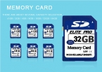 высокоскоростной SD карта 6/6 SDHC 2 ГБ 4 ГБ 8 ГБ 16 ГБ 32 ГБ памяти SDXC для камеры transflash TF карта надежной цифровой карты