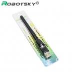 Ralink RT5370 150 М USB 2.0 WiFi Беспроводной Сетевой Карты 802.11 b/g/n LAN Адаптер с поворотной антенны и розничной упаковке XC1290