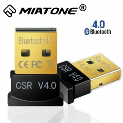 Mini USB Bluetooth Адаптер В 4.0 Dual Mode Беспроводной Bluetooth Dongle КСО 4.0 USB 2.0/3.0 Для Windows 10 8 Win 7 Vista XP 32/64