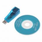 1 шт. USB Сетевой Адаптер Lan RJ45 Карта 10/100 Мбит Ethernet YKS