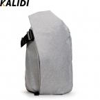 Kalidi водонепроницаемый большой емкости ноутбук планшет рюкзак мужская рюкзак для Macbook Pro 15.4 дюймов 17 дюймов Macbook сумка для ноутбука