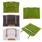 Мода 13 дюймов Шерстяной Войлок Чехол Для Ноутбука Notebook Sleeve Сумка Для Apple Macbook Pro Воздуха для ноутбука таблетки ноутбук