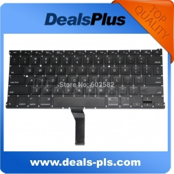 "Brand New США клавиатура ноутбука ПОДХОДИТ Macbook Air 13 ""MD231 MD232 A1466 A1369 MC503 MC504 2011     года"