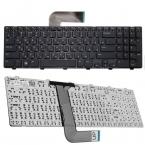 Мини портативный русская буква клавиатура для Dell Inspiron 15R N5110 M5110 N 5110 RU черный клавиатура ноутбука