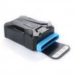 Карманный мини USB Cooler Pad Охлаждения Воздуха Извлечение Игры Для Ноутбука Ноутбук BC489