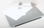 Серебряными Скины Полная Защита Тела Наклейка Для MacBook Air Pro Сетчатки 11 12 13 15 Гвардии Дело Нижняя Крышка поверхности Защитную Пленку