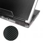 3D Углеродного Волокна Стикер Кожи Чехол Наклейка Wrap Крышка Подходит для всех марок 9-17 дюйм(ов) клавиатура ноутбука Портативных ПК ноутбук