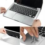 "Anti-Glare Trackpad Protector Обложка Кожи для Apple MacBook Pro 13.3 ""15.4'' Воздуха 13.3 ''11.6'' Для Нового Macbook 12 Тонкий Palmguard"