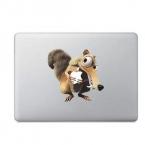 Этикеты винила Защитный для Ноутбука Наклейки Юмор Art защитника Кожи для macbook pro air pro retina ноутбук протектор для mac book