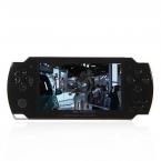 Смарт 4.3 дюймов A1000 4 ГБ MP3 MP4 MP5 TFT LCD экран игры / игровая приставка с камерой и TV - из - черный