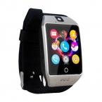 Q18 Обновлен оригинальный Q18S поддержка Multifonction smartwatch bluetooth Смарт часы человек часы для телефонов android PK U8 DZ09 GT08