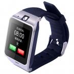 GV18 Умный Наручные Часы Bluetooth GSM Телефон Smartwatch Объектив Камеры SIM TF NFC Аудио-Видео Записи Шагомер Сна Монитора