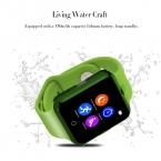 Фитнес-Смарт Наручные Часы Smartwatch с GSM SIM TF SW88 карта Высокое Качество Звука УФ Тест Чсс Измерения Анализ ЭКГ