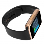 Смарт Часы Шагомер GT08 с Импульсным Монитор GPS Hands Free Спикер Поддержка SIM для Androld и iOS