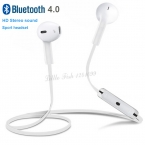 Bluetooth 4.1 Беспроводная Гарнитура HD Бас Спорт Звук K100 Наушники Стерео Музыку Наушники для Apple, Samsung Huawei