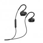 IPUDIS Нано Покрытие Водонепроницаемый спорта Bluetooth Наушники ушной Крючок HiFi apt-х Беспроводной Гарнитуры 100 мАч