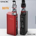 Электронная сигарета SMOK Nano, один набор, электронная сигарета, 80 Вт, современный бокс с Nano TFV4 атомайзер, электронная сигара, электронная сигарета, испаритель, X9068