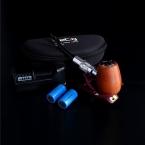Электронные Трубы Комплекты Электронных Сигарет Наборы Металлических И Деревянных Материалов Скидка E Наборы для Сигар 900 МАч Батареи K1000   Комплекты