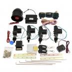 Автозапуск Безопасности   Автомобильная Сигнализация 4 Двери Мощность Привода Замка Автомобиля Kit