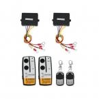 2 беспроводной лебедка пульт дистанционного управления комплект 12 В 50 футов для джип грузовик внедорожник ATV