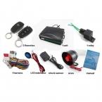 CA703-8118 One Way Авто Сигнализации и Центрального Замка Ключ Безопасности с Дистанционным Управлением Сирены Датчик для Toyota
