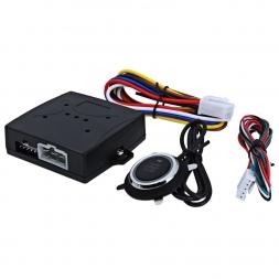 Кнопка Двигатель автомобиля Старт RFID Замок Зажигания Стартер Keyless Start Stop Иммобилайзер Сигнализация Системы Безопасности Вождения