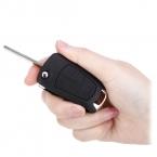 E11 Складной Автомобиль Дистанционного Ключа Держатель Дело Shell 3-кнопочная Флип Защитная Крышка для Opel Защиты Кнопки От Чрезмерного Износа