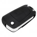 E92 Складной Автомобиль Дистанционного Ключа Держатель Дело Shell 2-кнопочная Флип Защитная Крышка Подходит для Opel с Резиновой Текстура Материала