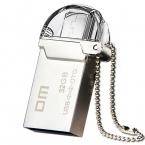 DM PD008 OTG USB 100 percent  32 Г 16 Г 8 Г USB Флэш-Накопители смартфон флэш-Накопитель Micro USB Портативный Хранения Памяти Металла USB Stick бесплатно