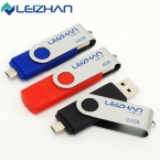 LEIZHAN Android Телефон OTG USB Флэш-Накопители USB 2.0 Флэш-Диск 4 Г 8 Г 16 Г 32 Г 64 Г USB Флэш Pen Drive Pendrives Памяти Minision