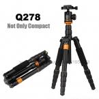 Оригинальный QZSD Q278 легкий компактный штатив монопод профессиональный мяч головой для Nikon DSLR камеры / портативный стенд