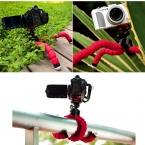 Мини Портативный Гибкий Губки Осьминог Штатив Стенд С Держателем Для Телефона Камера и Видеокамера