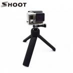 СНИМАЙ Камеры Стенд PV Штатив для Gopro Hero 4 3   3 SJCAM SJ4000 SJ5000 SJ7000 Xiaoyi 4 К Экен h9 Камеры Go Pro Аксессуары для Штативов
