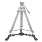 YUNTENG YT-900 Pro видео штатив Колеса Ролик Универсальный Складной штатив долли Камеры Подставка штатив не входит
