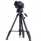 YUNTENG 690 dslr камеры видео штатив головки фото видеокамера стенд монопод профессиональный портативный фотостудия