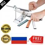 Оригинальный Ruixin III профессиональный нож шеф-повара точилка кухня заточка система с 4 Whetston корабль из сша великобритании  US UK RU AU ES DE FR