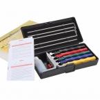 Лучший Профессиональный Точилка Molibao Deluxe 5 Камни Заточка Система заточки ножей Дополнительные Грубой Заточки ножей Комплект