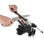 100 percent  Brand New Ruixin Pro II Обновление Повара Профессиональные Лучшая Кухня Заточка Ножей Точилка Система Fix-угол 4 бруски