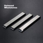 3 шт./лот Инструмент Кухни Нож Точилка Край Diamond Whetstone шлифовальные Камни для Ruixin Pro I II III Заточки ножей Системы