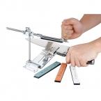 Ruixin Pro III Полный Нержавеющей Стали Профессиональный Шеф-Повар Нож Точилка Кухня Заточка Система Fix-угол 4 Whetston