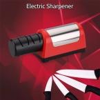 Оригинал Taidea T1031D Алмазные и Керамические Кухонный Нож точилка, 2 слота Электрический Diamond стали Керамический Нож Точилка ЕС PLUG
