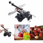 Лучшее Продвижение Ruixin Pro II Обновление Повара Профессиональные Лучшая Кухня Заточка Ножей Точилка Система Fix-угол 4 бруски