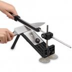 НОВОЕ Обновление Фиксированным Углом Кухонный Нож Точилка Профессиональная Заточка с 4 Камнями  Горячей Ruixin Я Заточки ножей