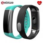 Оригинал Zeblaze ZeBand Bluetooth4.0 Умный Браслет Монитор Сердечного ритма Смарт Браслет Фитнес-Трекер Smartband Для Android IOS