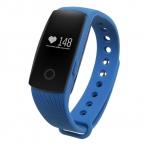 100 percent  Оригинал Мода ID107 Bluetooth Smart Watch With Heart Rate Monitor Шагомер Пульт Дистанционного Функция Камеры Водонепроницаемый Браслет