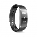 "IWOWNfit I6 Pro Смарт Пульсометр Умные Браслет 0.73 ""Спорт Band Bluetooth Медицинский ТПУ Ремень Tracker Smartband"