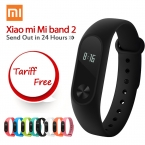 Оригинал Xiaomi Mi Band2 OLED Mi 1 S Импульсный Heart Rate Monitor Miband 1A Smartband Сна Фитнес-Трекер для Android/iOS